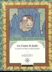 Les contes de jataka le grand cerf dore et autres histoires - vol 1 - Couverture - Format classique