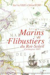 Marins et flibustiers du roi soleil ; carthagene 1697 - Intérieur - Format classique