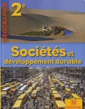 telecharger Geographie – 2de – societes et developpement durable livre PDF en ligne gratuit