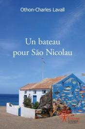 Un bateau pour sao nicolau - Couverture - Format classique