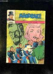 Mandrake N° 146. Le Camme Ensorcele. - Couverture - Format classique