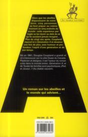 Génération A - 4ème de couverture - Format classique