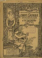 Le Chant Classique N°555 - Couverture - Format classique