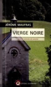 Vierge noire ; morte saison en Savoie - Couverture - Format classique