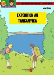 Expedition au tanganyika - Couverture - Format classique