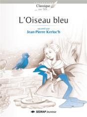 Oiseau bleu - roman - Couverture - Format classique