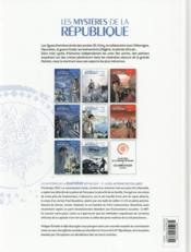 Les mystères de la quatrième République T.3 ; le bel automne des collabos - 4ème de couverture - Format classique