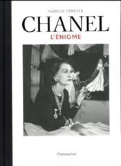 Chanel, l'énigme - Couverture - Format classique