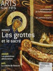 ARTS SACRES N.26 ; novembre-décembre 2013 ; les grottes et le sacré - Couverture - Format classique