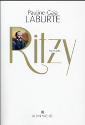 Ritzy - Couverture - Format classique