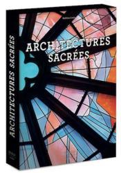 Architectures sacrées - Couverture - Format classique