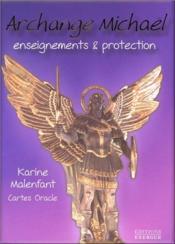 L'archange Michael ; coffret ; enseignements & protection ; cartes oracle - Couverture - Format classique
