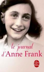 Le journal d'Anne Frank - Couverture - Format classique