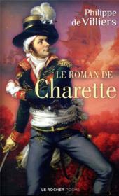 Le roman de charette - Couverture - Format classique