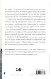 Abondance et liberté ; une histoire environnementale des idées politiques - 4ème de couverture - Format classique