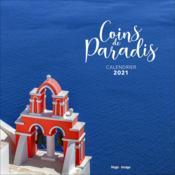 Calendrier mural coins de paradis (édition 2021) - Couverture - Format classique