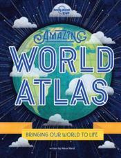 Amazing world atlas (2e édition) - Couverture - Format classique