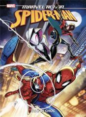 Marvel action - Spider-Man ; état de choc - Couverture - Format classique