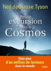 Petite excursion dans le cosmos - Couverture - Format classique