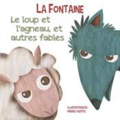 Le loup et l'agneau, et autres fables - Couverture - Format classique