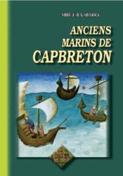 Anciens marins de Capbreton - Couverture - Format classique