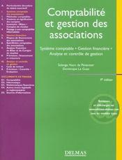 Comptabilite Et Gestion Des Associations - Intérieur - Format classique