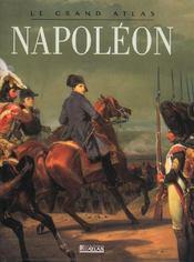 Coffret Le Grand Atlas Napoleon - Couverture - Format classique