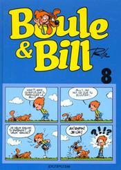 Boule & Bill T.8 - Intérieur - Format classique