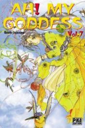 Ah ! my goddess T.7 - Couverture - Format classique