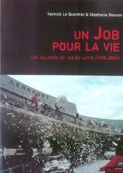 Job pour la vie - Intérieur - Format classique