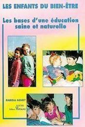 Enfants du bien-etre - Couverture - Format classique