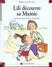Lili découvre sa mamie - Intérieur - Format classique