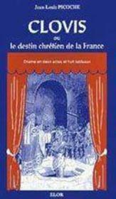 Clovis ou le destin chrétien de la France - Intérieur - Format classique