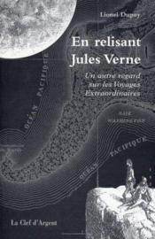 En relisant Jules Verne - Couverture - Format classique