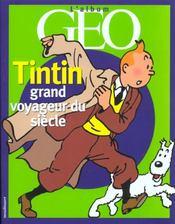 Tintin Grand Voyageur Du Siecle - Intérieur - Format classique