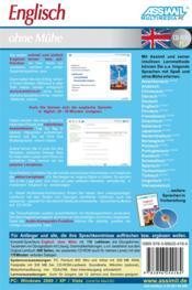 Cd rom englisch o.m. ne (édition 2005) - 4ème de couverture - Format classique