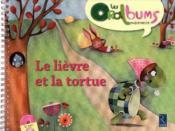 Le lièvre et la tortue - Couverture - Format classique
