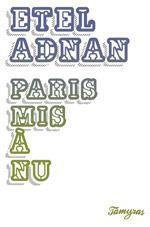 Paris mis à nu - Couverture - Format classique