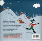 Coquillette la mauviette - 4ème de couverture - Format classique