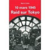 Raid sur Tokyo ; 10 mars 1945 - Couverture - Format classique