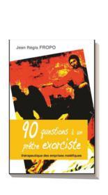 90 questions a un exorciste - Couverture - Format classique