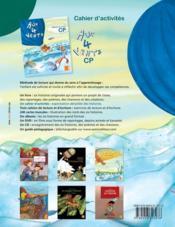 AUX 4 VENTS ; cahier d'activités ; CP - 4ème de couverture - Format classique