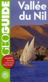 GEOguide ; vallée du Nil - Couverture - Format classique