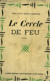Le Cercle De Feu. - Couverture - Format classique
