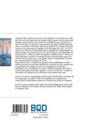 Histoire des communautés juives de Toulouse des origines jusqu'au IIIe millénaire - 4ème de couverture - Format classique
