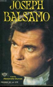 Joseph Balsamo - Couverture - Format classique