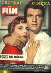 Lecture Et Cinema - Film Complet N° 524 - Port Du Desir - Couverture - Format classique