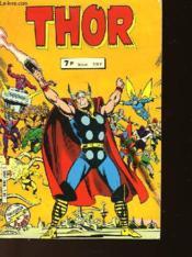 Recueil Thor 7006 - Thor N°13 +14 - Couverture - Format classique