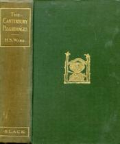 The Canterbury Pilgrimages - Couverture - Format classique