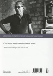Le Corbusier - 4ème de couverture - Format classique